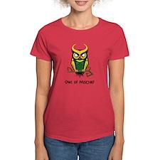Owl of Mischief Tee