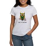 Owl of Mischief Women's T-Shirt