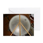 DRUM PEACE™ Greeting Cards (Pk of 20)