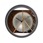 DRUM PEACE™ Wall Clock