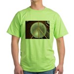 DRUM PEACE™ Green T-Shirt