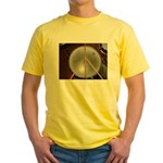 DRUM PEACE™ Yellow T-Shirt
