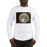 DRUM PEACE™ Long Sleeve T-Shirt