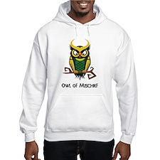 Owl of Mischief Jumper Hoody