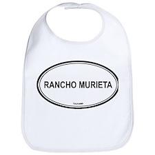 Rancho Murieta oval Bib