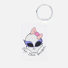 Drop-Dead Beautiful keychain