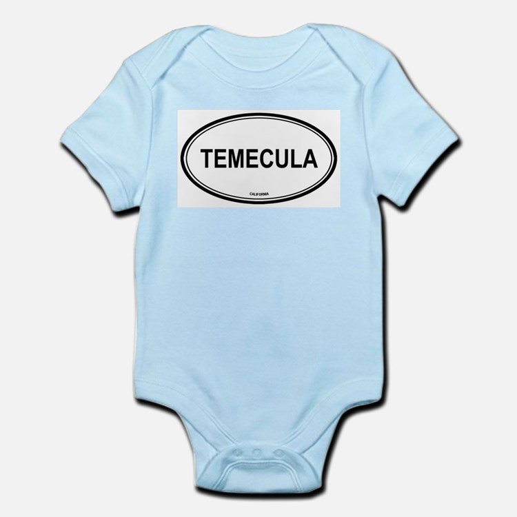 Temecula oval Infant Creeper