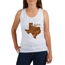 Melvin, Texas (Search Any City!) Women's Tank Top