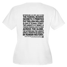 Federal Reserve Bailout Facts T-Shirt