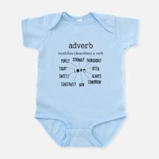 Maternity Adverb Infant Bodysuit