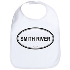 Smith River oval Bib