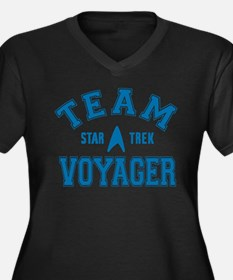 star-trek_team-voyager Plus Size T-Shirt