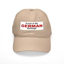 Proud German Heritage Cap