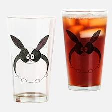 Dutch Rabbit. Drinking Glass