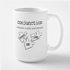 Maternity Conjunction Large Mug