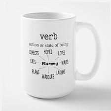 Verb Maternity Mug