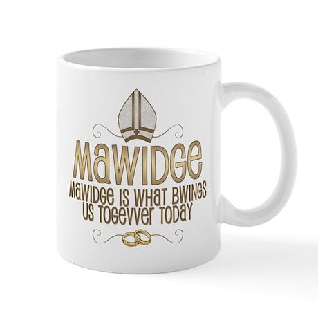 Princess Bride Mawidge Wedding Mug