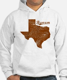 Bynum, Texas (Search Any City!) Hoodie