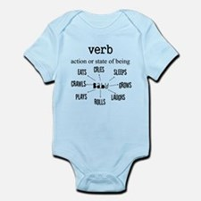 Maternity Verb Baby Infant Bodysuit