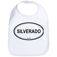 Silverado oval Bib