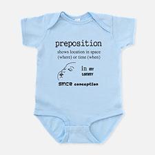 Maternity Preposition Infant Bodysuit