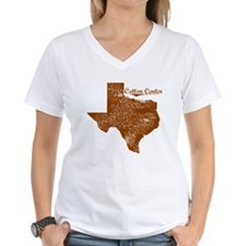 Cotton Center, Texas. Vintage Shirt