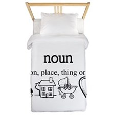 Maternity Noun Twin Duvet