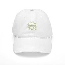 The Anti-Vegetarian Baseball Cap