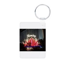 The Flamingo Hotel and Casino Keychains