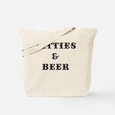 T B Tote Bag