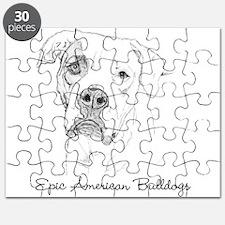 Epic American Bulldogs Puzzle