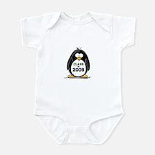 Class of 2009 Penguin Infant Creeper