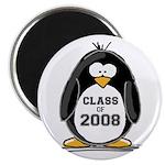 Class of 2008 Penguin Magnet
