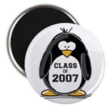 Class of 2007 Penguin Magnet