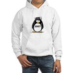 2007 Graduate Penguin Hooded Sweatshirt