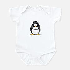 2007 Graduate Penguin Infant Creeper