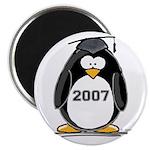 2007 Graduate Penguin Magnet