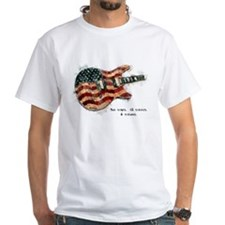 Flag Guitar Shirt