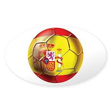 Spanish Futbol Decal