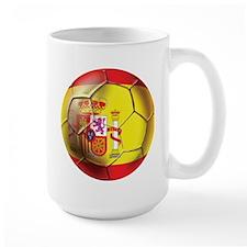 Spanish Futbol Mug