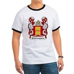 Chorongwie Coat of Arms Ringer T