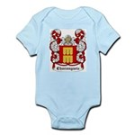 Chorongwie Coat of Arms Infant Creeper