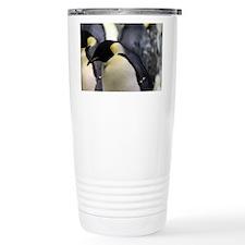 Emperor Penguins 5 Travel Mug