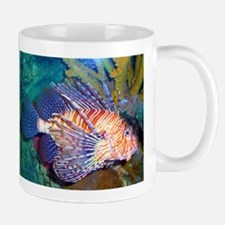 Lion or Turkey Fish Mug