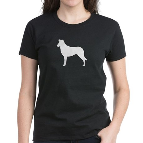 Smooth Collie Women's Dark T-Shirt