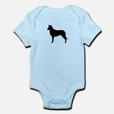 Smooth Collie Infant Bodysuit