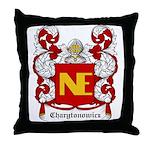 Charytonowicz Coat of Arms Throw Pillow