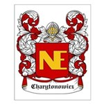 Charytonowicz Coat of Arms Small Poster
