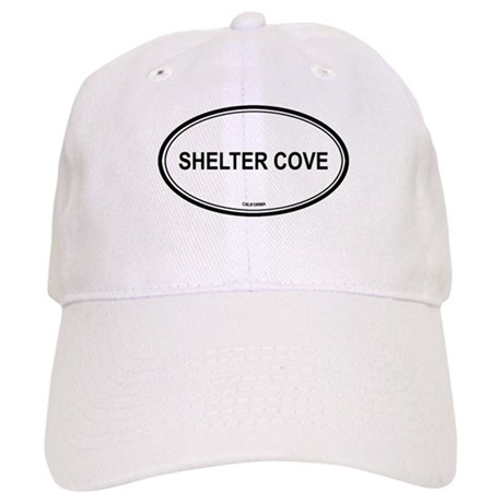 Shelter Cove oval Cap