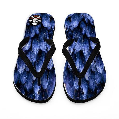 Blueberries~Flip Flops